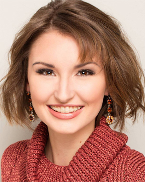 Miss Maryland's Outstanding Teen Chloe Wildman