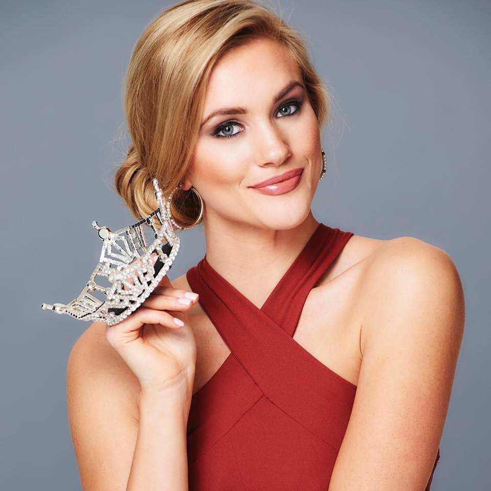 Miss Maryland Kathleen Masek